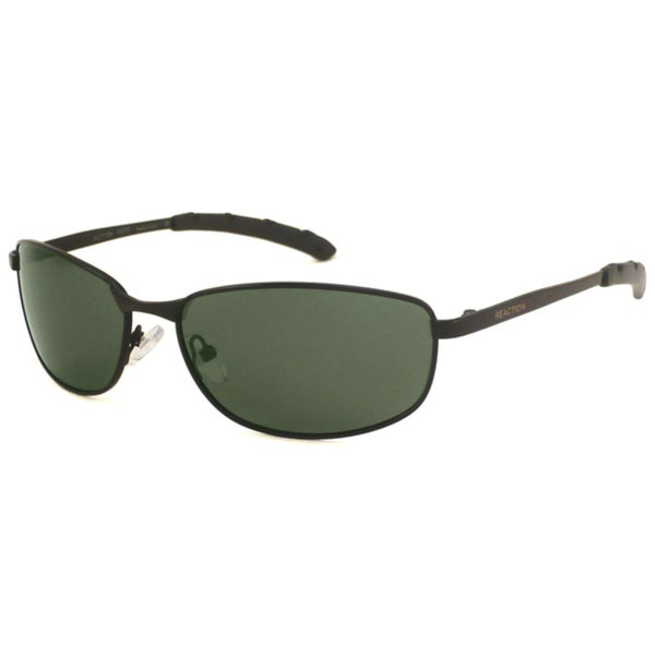 Kenneth Cole Reaction KC1194 Men's Polarized/ Rectangular Sunglasses