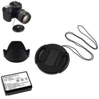 INSTEN Li-ion Battery/ Lens Cap and Hood Set for Canon EOS 7D|https://ak1.ostkcdn.com/images/products/7599538/7599538/BasAcc-Li-ion-Battery-Lens-Cap-and-Hood-Set-for-Canon-EOS-7D-P15023814.jpg?impolicy=medium