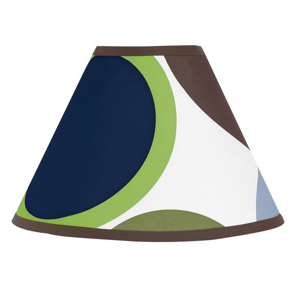 Sweet JoJo Designs Designer Dot Modern Lamp Shade
