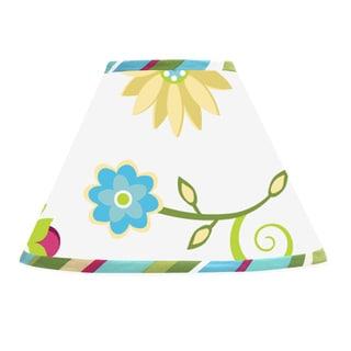 Sweet JoJo Designs Layla Floral Lamp Shade