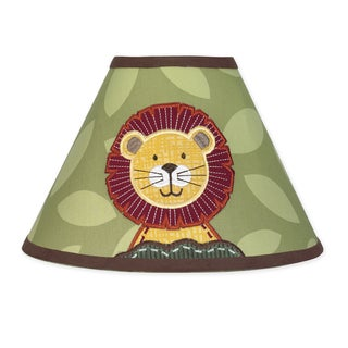 Sweet JoJo Designs Jungle Time Lamp Shade