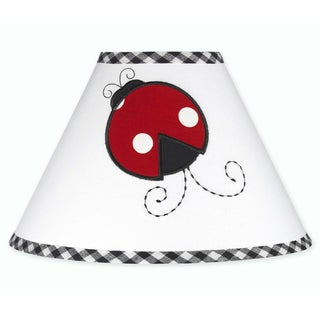 Sweet JoJo Designs Ladybug Lamp Shade