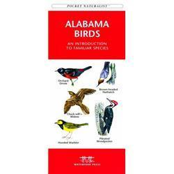 Alabama Birds Book