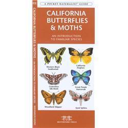 California Butterflies amp; Moths Book