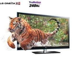 LG 47LW6500 47-inch 1080p 240Hz 3D LED TV/ 7 x 3D Glasses/ 2 x HDMI Cables