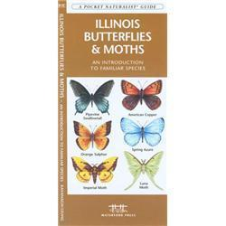 Illinois Butterflies amp; Moths Book