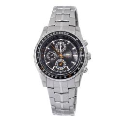 Casio Men's Stainless Steel Chronograph Watch