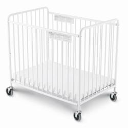 Foundations Chelsea Compact Crib with Mattress