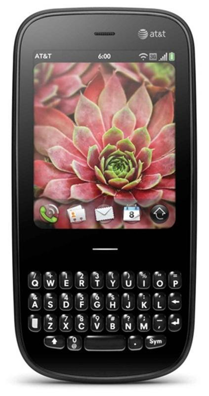 Palm Pixi Plus GSM Unlocked Cell Phone - Thumbnail 2