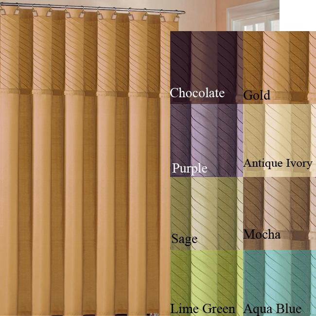 Annecy Taffeta Shower Curtain