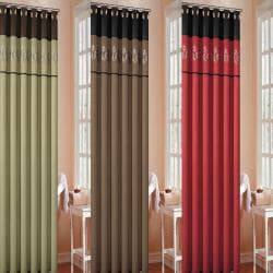 Carrie Taffeta Shower Curtain - Thumbnail 1