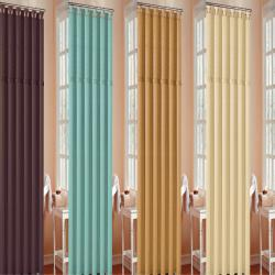 Annecy Taffeta Shower Curtain - Thumbnail 1
