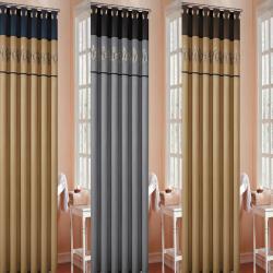 Carrie Taffeta Shower Curtain - Thumbnail 2