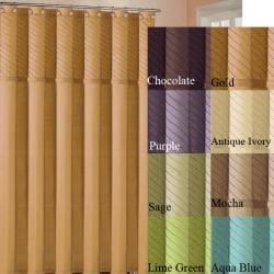 Annecy Taffeta Shower Curtain - Thumbnail 0