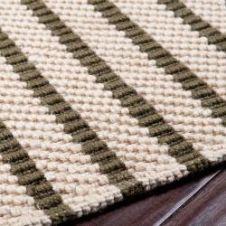Thumbnail 2, Country Living Hand-Woven Thorne Natural Fiber Jute Rug (5' x 8'). Changes active main hero.