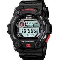 Casio G-Shock  Rescue Digital Men's Sport Watch (Black)