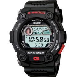 Casio G-Shock Rescue Digital Men's Sport Watch (Black)