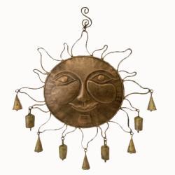 Coppertone Sun Wind Chime (India) - Thumbnail 0