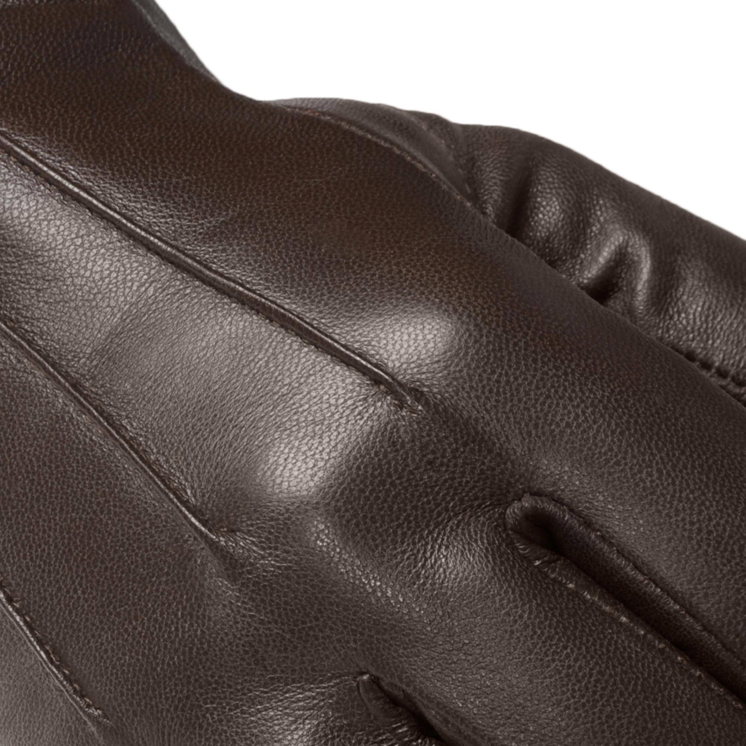 Boston Traveler Men's Genuine Leather Thinsulate Lined Gloves - Thumbnail 2