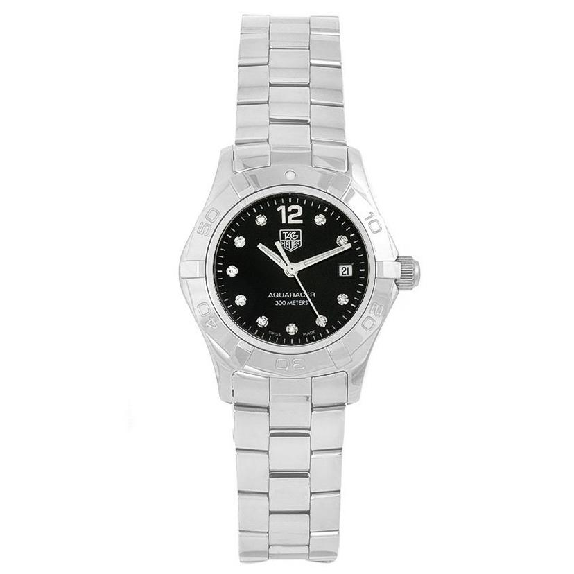 TAG Heuer Women's Aquaracer Diamond Accent Watch