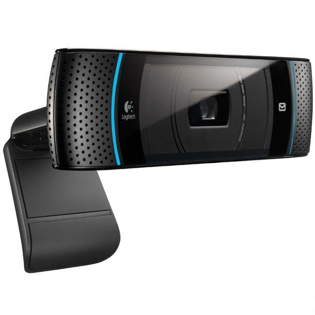 Logitech HD TV 960-000665 1280x720 5x Zoom Web Camera (Refurbished)