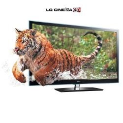 LG 65LW6500 65-inch 1080p LED 3D TV with 3D Glasses