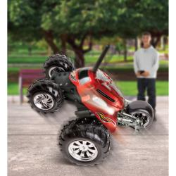 Blue Hat Toy Company Thunder Tumbler RC Car - Thumbnail 2
