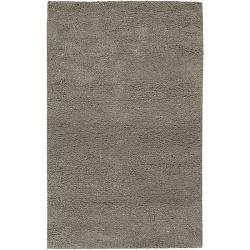 Hand-woven Bush Wool Rug (8' x 10'6)