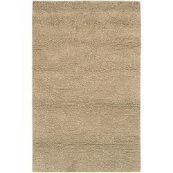 Hand-woven Leroy Wool Rug (5' x 8')