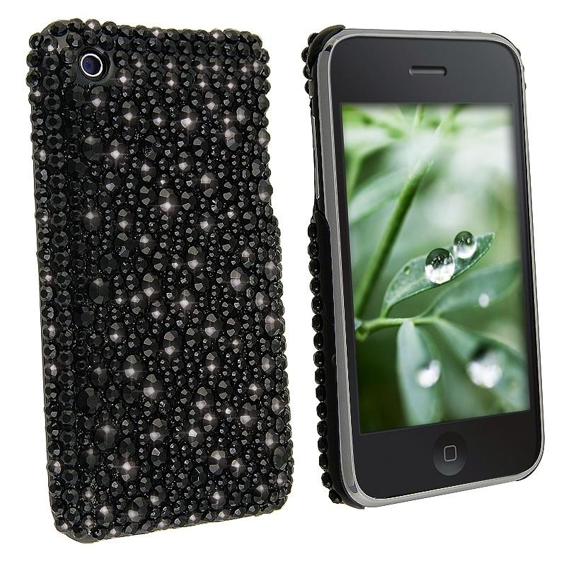 INSTEN Snap-on Phone Case Cover/ Screen Protector for Apple iPhone 3G/ 3GS