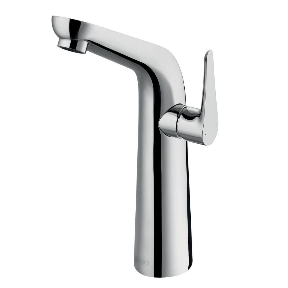 VIGO Adara Chrome Finish Vessel Faucet