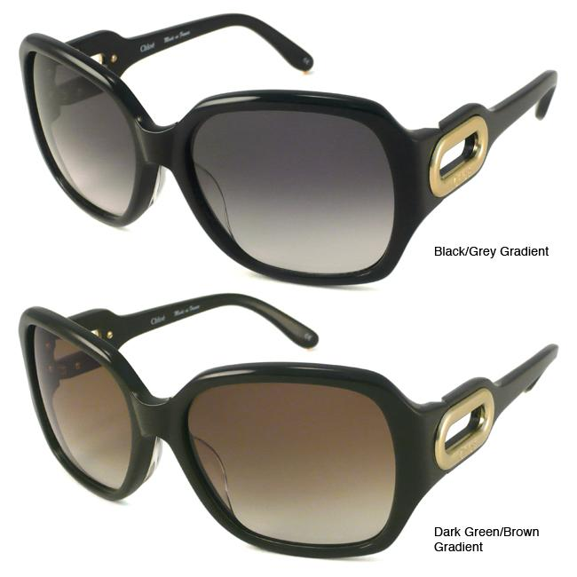 a5478f90e70c9 Shop Chloe Sunglasses CL2192 Women s Fashion Sunglasses - Free Shipping  Today - Overstock - 6053872