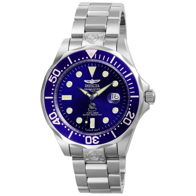 Invicta Men's Grand Diver Pro Stainless Steel Automatic W...