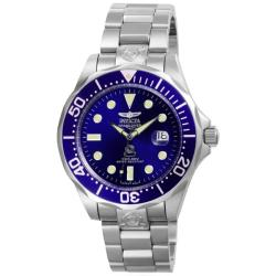 Invicta Men's Grand Diver Pro Stainless Steel Automatic Watch