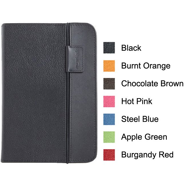 Leather Cover for 2nd Generation Kindle  (Refurbished)