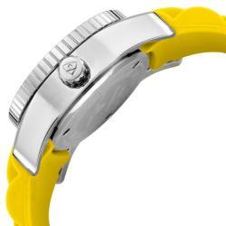 Swiss Legend Women's Commander Yellow Silicon Watch - Thumbnail 2