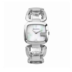 Gucci Women's YA125404 'G-Class' Stainless Steel Watch