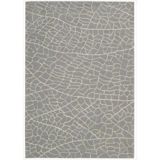Hand-tufted Escalade Granite Blend Rug (8' x 10'6)