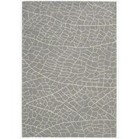Hand-tufted Escalade Granite Blend Rug - 8' x 10'6