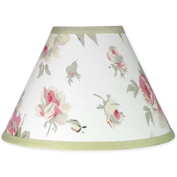 Sweet JoJo Designs Riley's Roses Lamp Shade