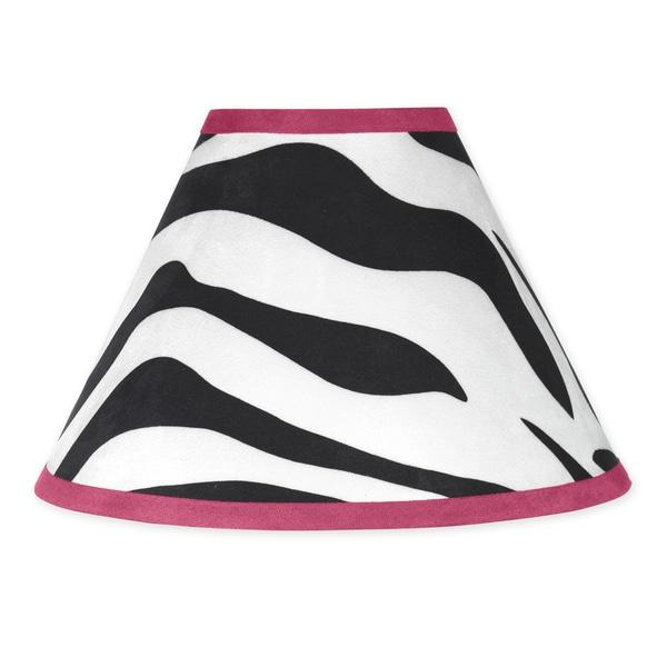 Sweet JoJo Designs Funky Zebra Lamp Shade
