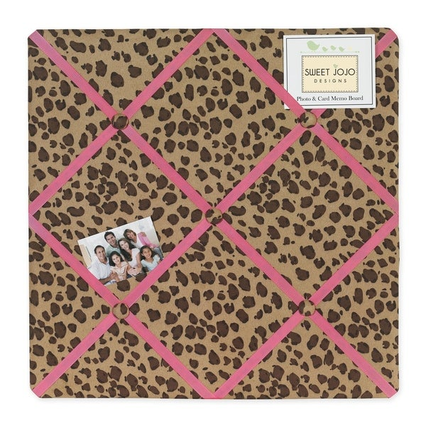 Sweet JoJo Designs Cheetah Bulletin Board