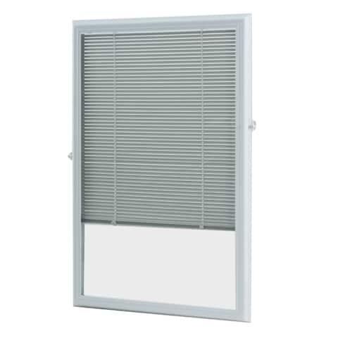 ODL White Add on Window Blind (22 x 36) - M