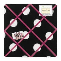 Sweet JoJo Designs Hot Dot Modern Fabric Memory Board