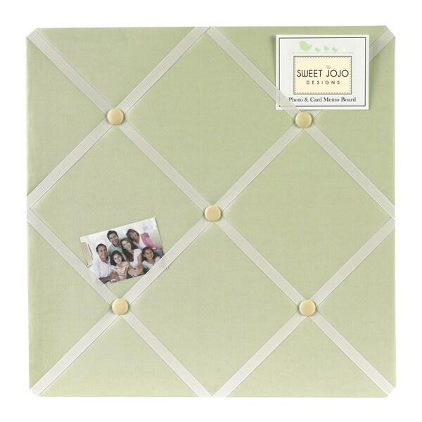 Sweet jojo designs green dragonfly dreams memory board free shipping