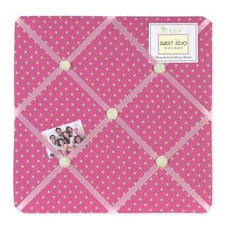 Sweet JoJo Designs Jungle Friends Fabric Memory Board