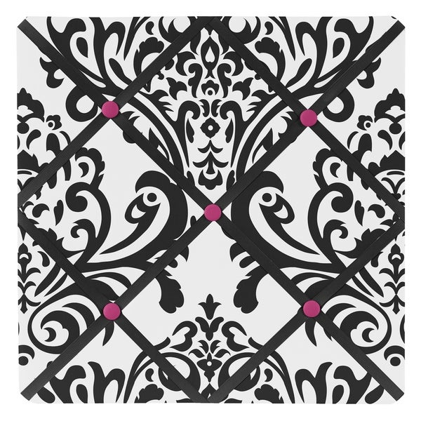 Sweet JoJo Designs Isabella Fabric Memory Board