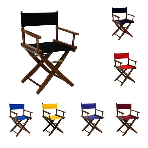 Mission Oak Frame Director's Chair