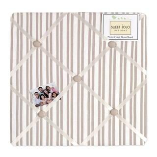 Sweet JoJo Designs Little Lamb Fabric Memory Board