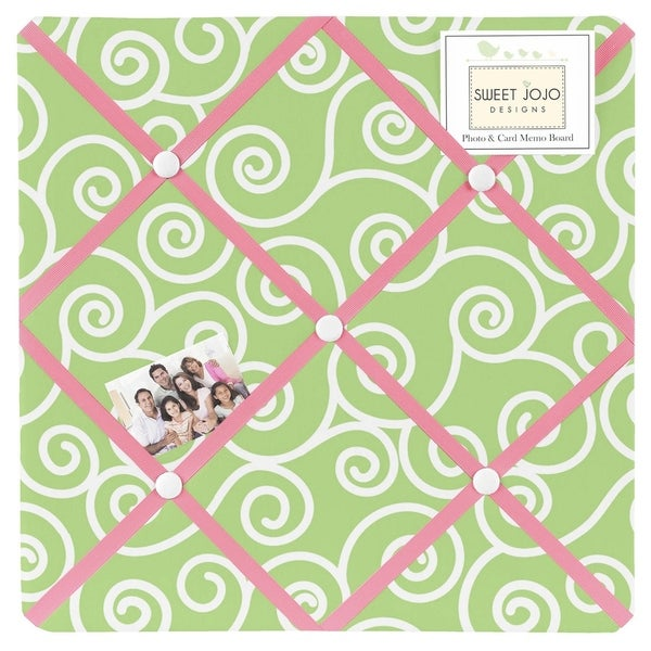 Sweet JoJo Designs Olivia Fabric Memory Board